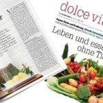 Artikel in der Hotelrevue und Migros-Magazin