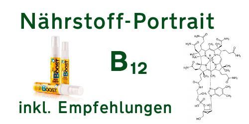 Nährstoff-Portrait: B12